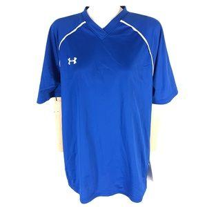 Under armour Shirt Tee Heat Gear Short Sleeve